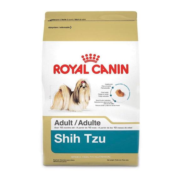 Croqueta Alimento Para Perro Bhn Shih Tzu Royal Canin 4.5kg