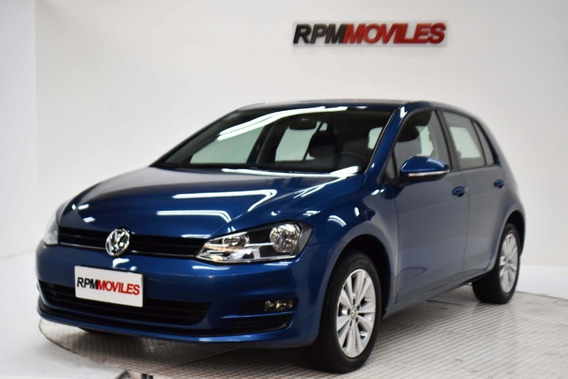 Volkswagen Golf 1.4 Comfortline Manual 2017 Rpm Moviles