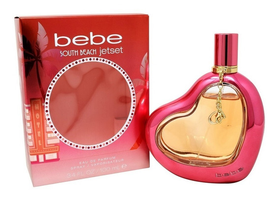 Bebe South Beach Jetset 100 Ml Edp Spray De Bebe