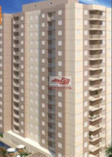Imagem 1 de 11 de Apartamento Com 2 Dormitórios Para Alugar, 57 M² Por R$ 2.000/mês - Vila Das Mercês - São Paulo/sp - Ap13111