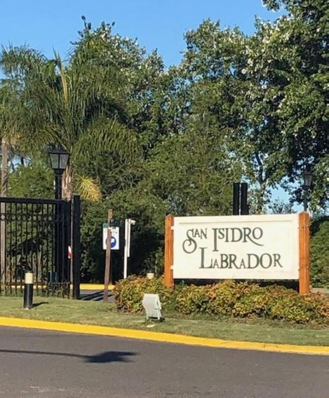 San Isidro Labrador, Villa Nueva, Tigre, Lote En Venta