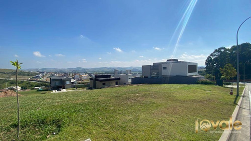 Imagem 1 de 13 de Terreno Com Vista Para Serra Da Mantiqueira À Venda, Condomínio Alphaville I - São José Dos Campos/sp - Te0878