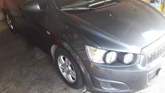 Chevrolet Sonic 1.6 16v Ltz 4p 2013