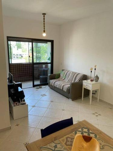 Imagem 1 de 23 de Apartamento À Venda, 90 M² Por R$ 540.000,00 - Vila Andrade - São Paulo/sp - Ap2076