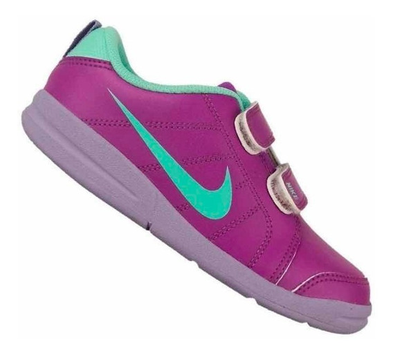 Tênis Infantil Nike Pico Lt Roxo Menina Original
