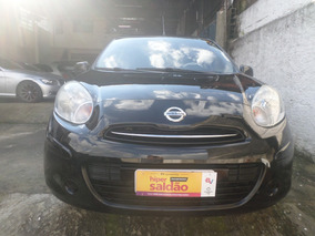 Nissan March 1.0 S 2012 Completo Manual