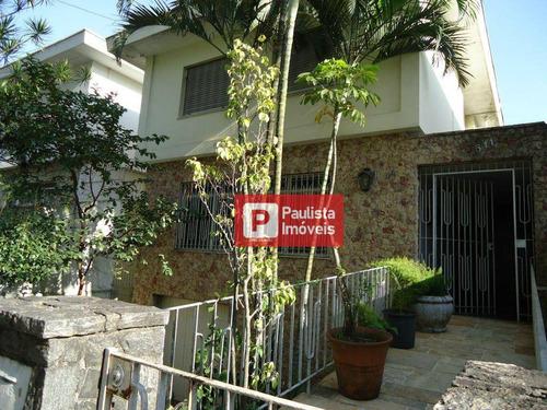 Sobrado À Venda, 500 M² Por R$ 2.100.000,00 - Campo Belo - São Paulo/sp - So3520