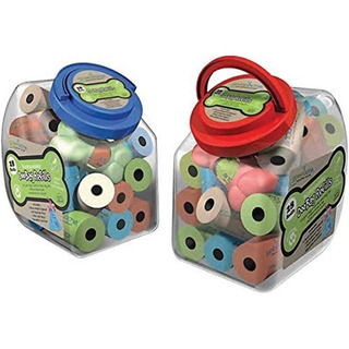 Greenbone Biobase 28 Rolls And Re-usable Canister With Carry