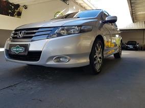 Honda City Exl 1.5 16v I-vtec Flexone Aut. 2012
