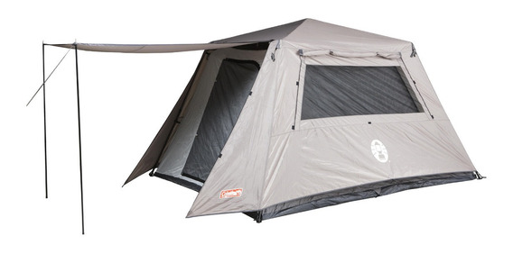 Carpa Coleman 6 Personas Impermeable Camping Instant Fullfly