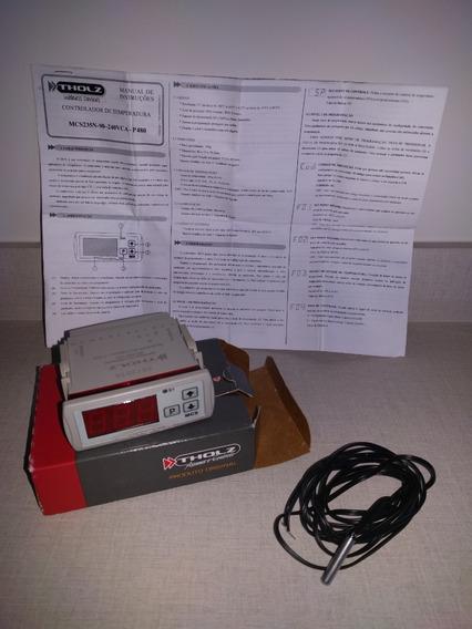 Tholz Mcs235n P480 Controlador De Aquecimento E Refrigeração