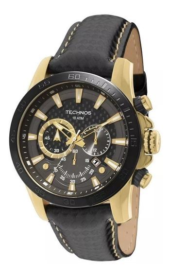 Relógio Technos Fibra De Carbono - Masculino
