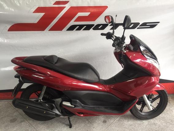 Honda Pcx 150 2015 Vermelha