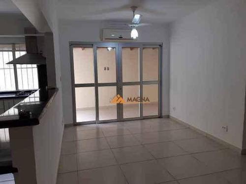 Apartamento À Venda, 101 M² Por R$ 370.000,00 - Jardim Paulista - Ribeirão Preto/sp - Ap3661