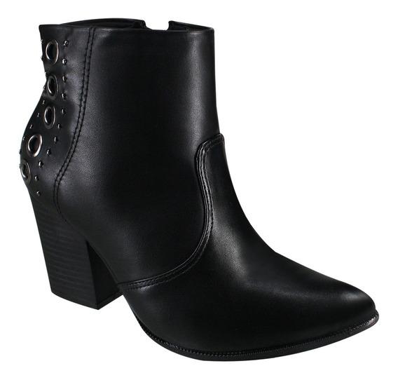 Bota Ankle Boot Ramarim 17-16101 000004 | Katy Calçados