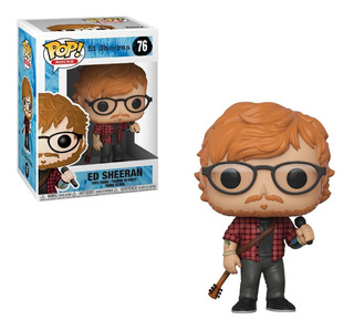 Funko Pop! - Ed Sheeran - (29529) (76)