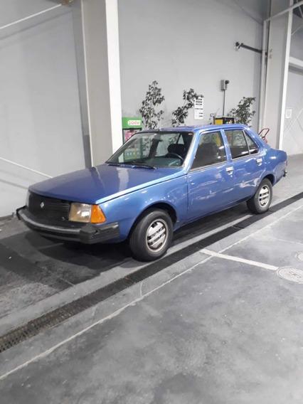 Renault R18 /g N C /muy Bien Cuidado/oportunidad!!!