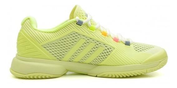 Tênis adidas Barricade Stella Mccartney - Amarelo Neon