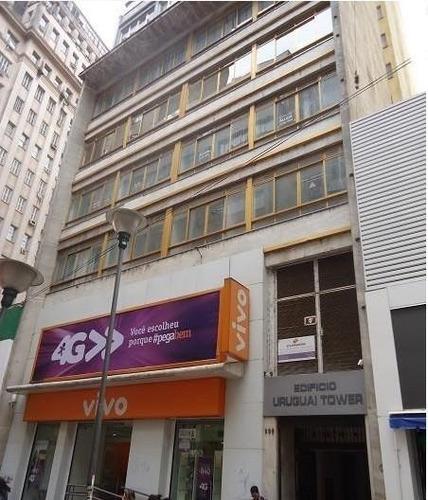 Imagem 1 de 18 de Sala Para Alugar, 296 M² Por R$ 6.000,00/mês - Centro - Porto Alegre/rs - Sa0306