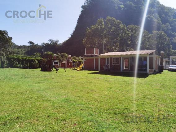Se Vende Casa En Coacoatzintla Veracruz Zona Campestre, Amplio Jardin, Un Nivel, Opcion A Crecimiento