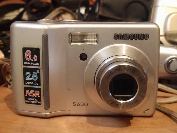 Câmera Samsung S630