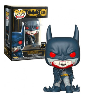 Funko Pop Heroes #286 Batman Red Rain 80th Nortoys