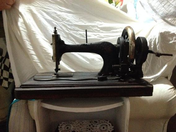 Reliquia: Maquina De Costura Antiga