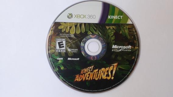 Jogo Kinect Adventures Midia Física Original P/ Kinect