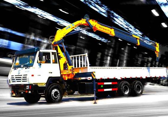 Hidrogrúa Xcmg 16tm Carga Max 8tn Bauza Group