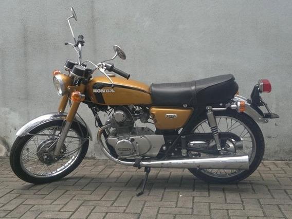 Moto Honda Cb125k5 1974
