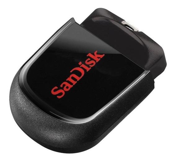 Kit C/ 10 Pen Drive 8gb Sandisk Cruzer Fit Original Lacrado
