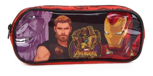 Estojo Avengers Infinity - 8476