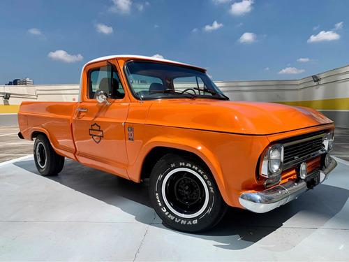 Chevrolet C10 6 Cilindros - 1978 - Placa Preta - Dir. Hidrau