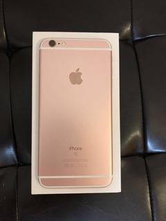iPhone 6s Plus Oro Rosa 16gb Inmaculado
