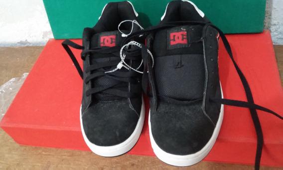 Tenis Dc Frete Gratis Skaitistas Skateboard Shoe 7,5 Usa