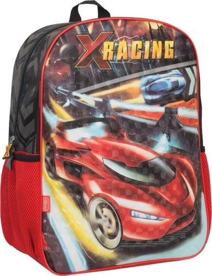 Mochila Escolar Tilibra X-racing 148431 - Shop Tendtudo