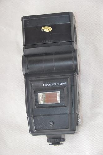 Imagem 1 de 5 de Flash Sb 16 Nikon