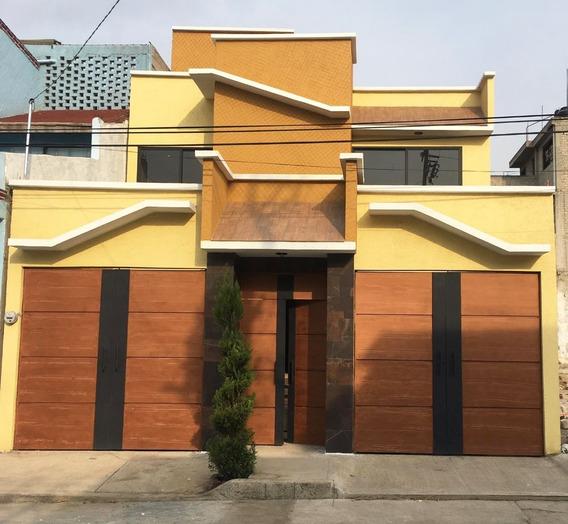 Hermosa Casa En Ixtapaluca Estado De México