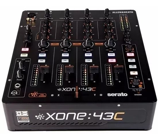 Mixer Xone:43c - Allen & Heath