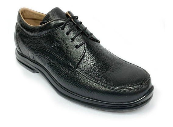 Zapatos Casuales Full Time Caballero Negro Ft 8452 Corpez 61