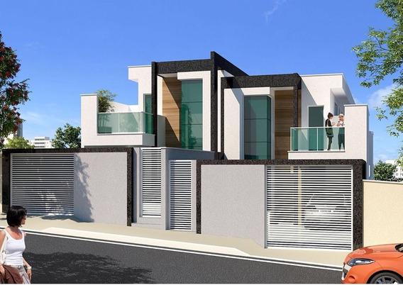 Casa Alto Padrão No Planalto, 3 Quartos 1 Suite, 2 Semi-suites. 3 Vagas, Espaço Gourmet. - 2449