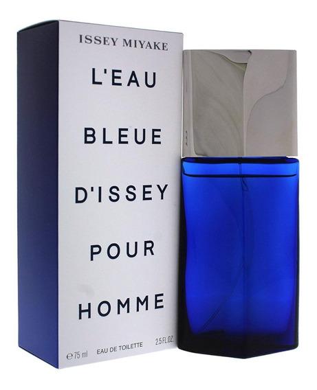 Perfume Issey Miyake Masc Bleue Original 75ml Fret Grátis