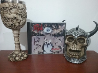 Death - Symbolic - Cd Importado