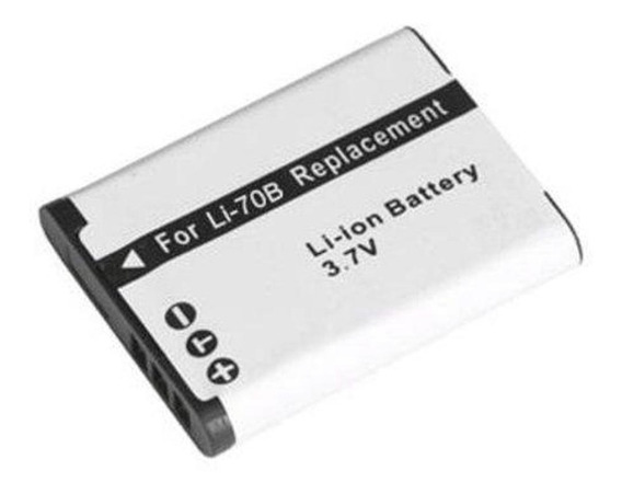 Bateria Olympus Li70b Li-70b Câmera Digital Fe4040 Fe-4020