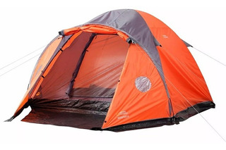 Carpa National Geographic Rockport V Personas Impermeable