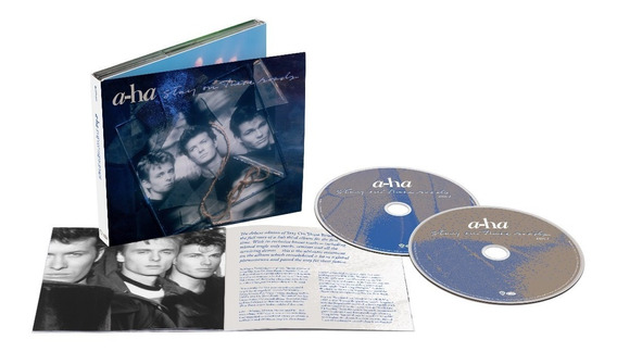 A-ha - Stay On These Roads Deluxe Edition [2cd] Lacrado Impo