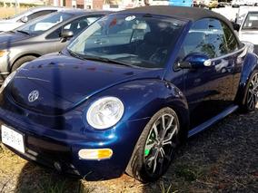 Volkswagen Beetle 2.0 Cabriolet Tiptronic Piel At 2003