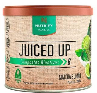 Juiced Up 200g Nutrify