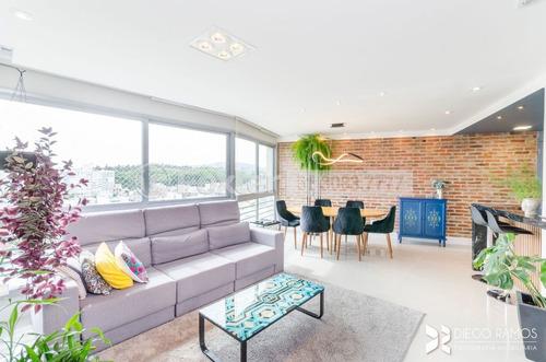 Imagem 1 de 30 de Apartamento, 3 Dormitórios, 95 M², Azenha - 165365