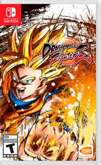 Dragon Ball Fighter Z Latam - Nsw